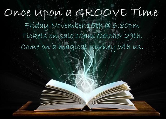Once Upon a Groove Time