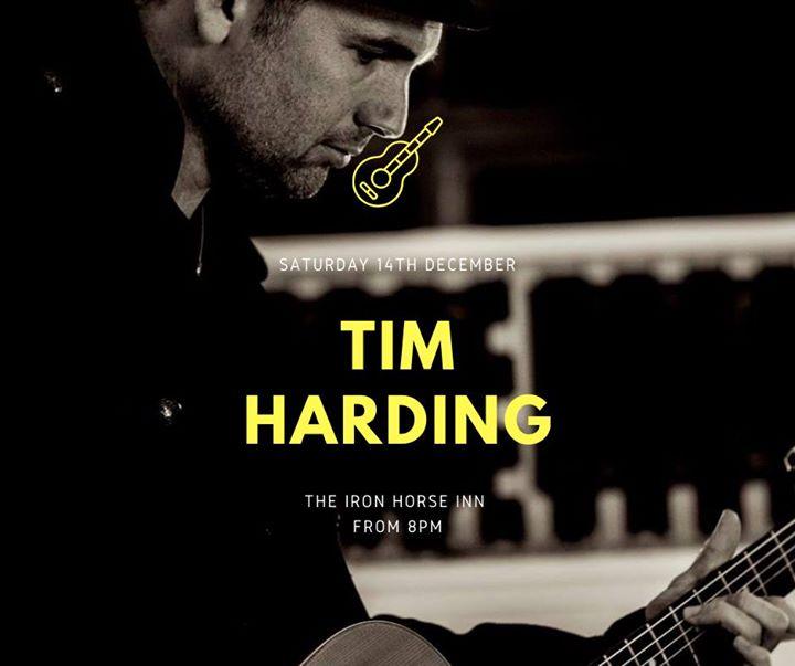 Free Live Music – Tim Harding
