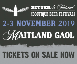 WEEK 43 | Bitter & Twisted Beer Festival