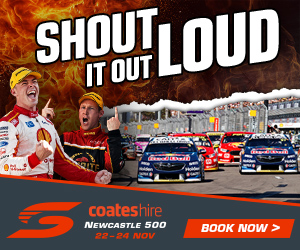WEEK 42 | Supercars Newcastle 500