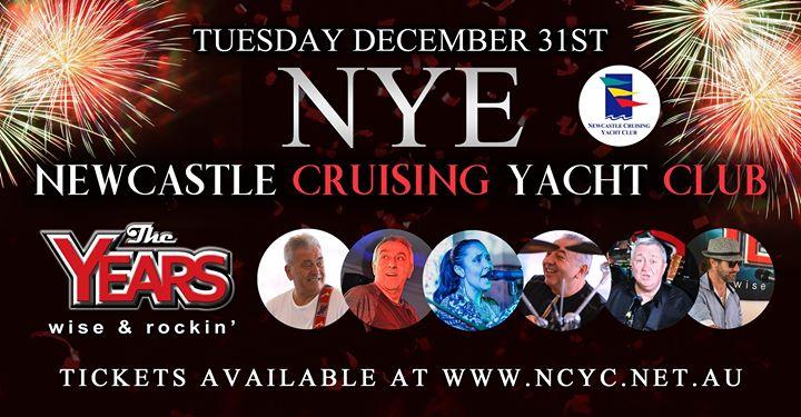 The Years • NYE • Newcastle Cruising Yacht Club