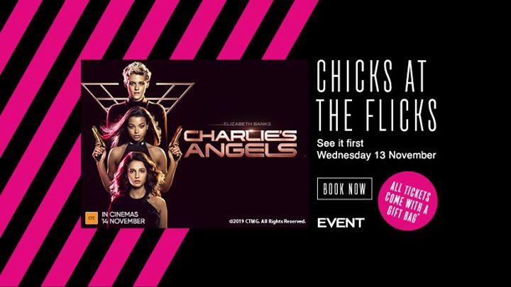 Charlie's Angels – Chicks at the Flicks