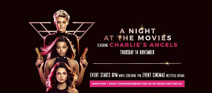 A Night At The Movies: Charlie's Angels For HBCF
