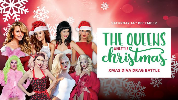 The Queens Who Stole Christmas: Diva Drag Battle