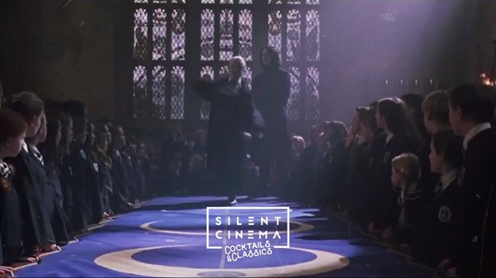 Harry Potter and the Chamber of Secrets • Silent Cinema