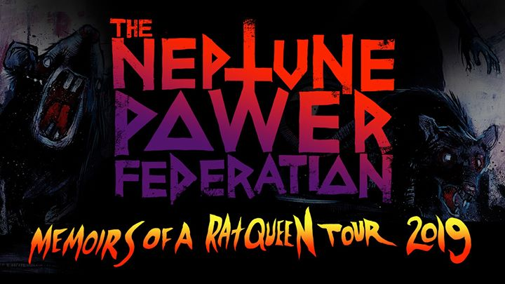 The Neptune Power Federation album launch Newcastle