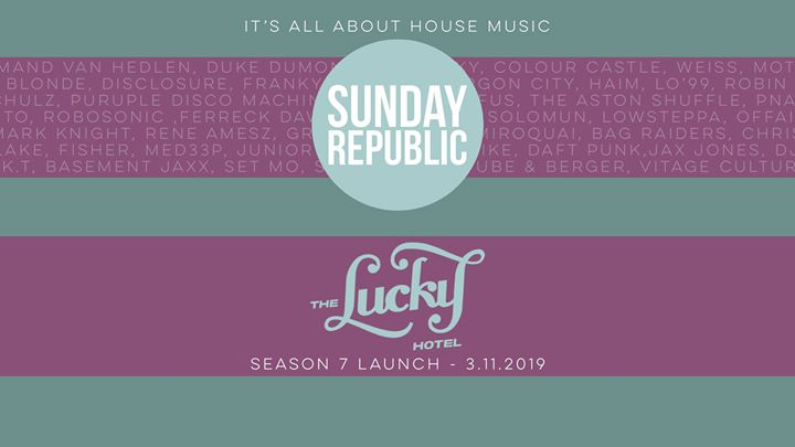 Sunday Republic Season 7