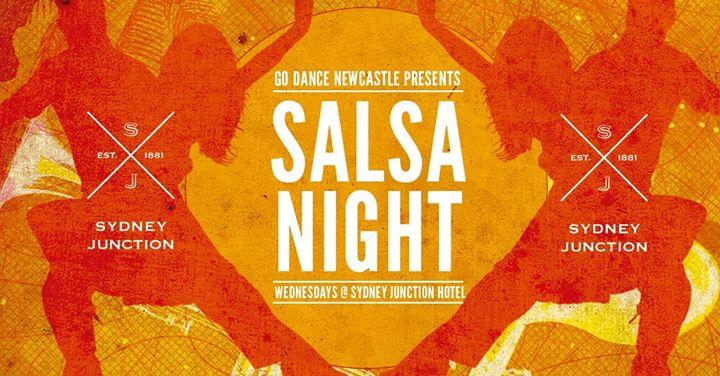 Sydney Junction Salsa (Hamilton) Wednesdays