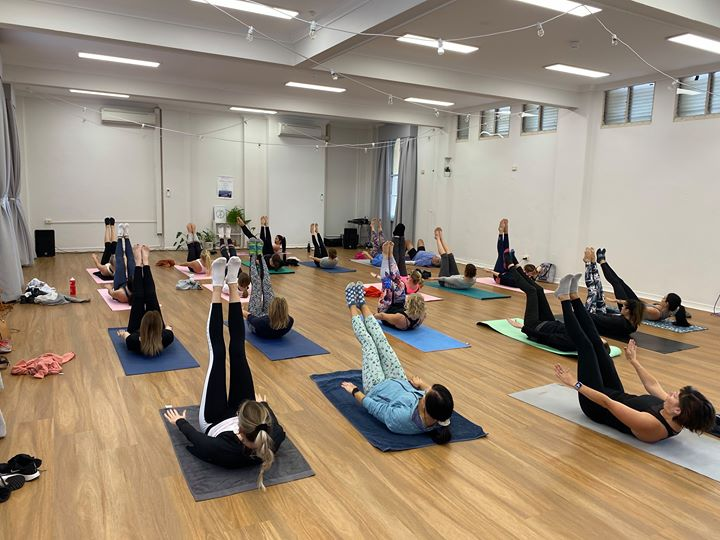 Pilates at The Station with Scarlett's Fitness