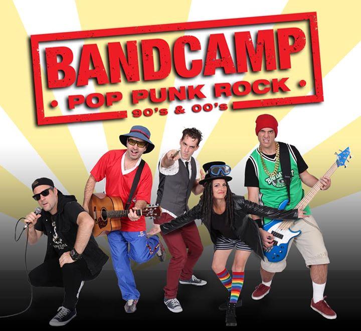Bandcamp 90's & 00's @ Bradford hotel