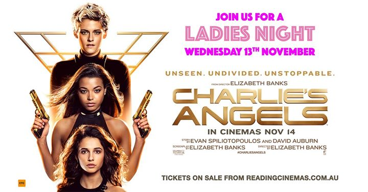 Charlie's Angels | Ladies Night