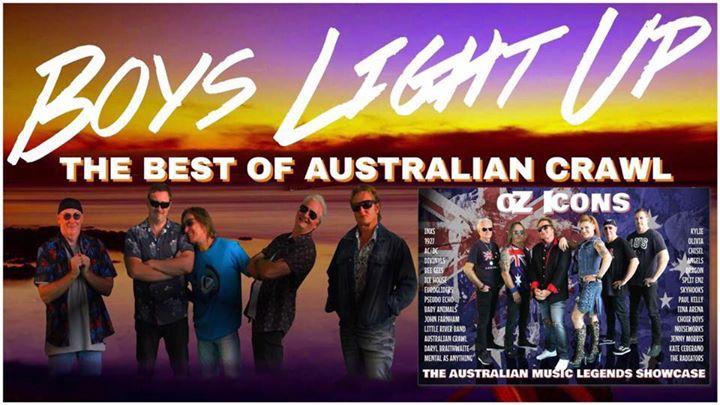 Boys LightUp/Oz Icons – Jewells Tavern, Newcastle
