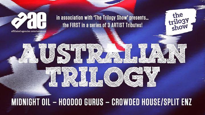 Australian Trilogy @Jewells Tavern