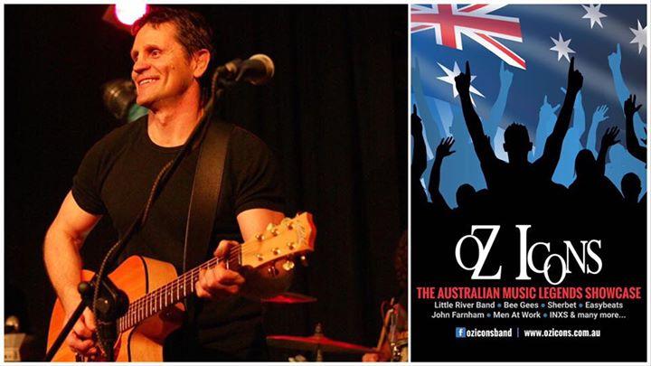 Wayne Pearce w/Oz Icons – Jewells Tavern, Newcastle