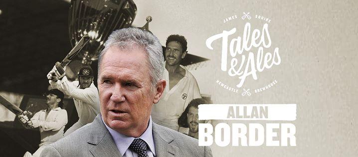 Tales & Ales | Allan Border
