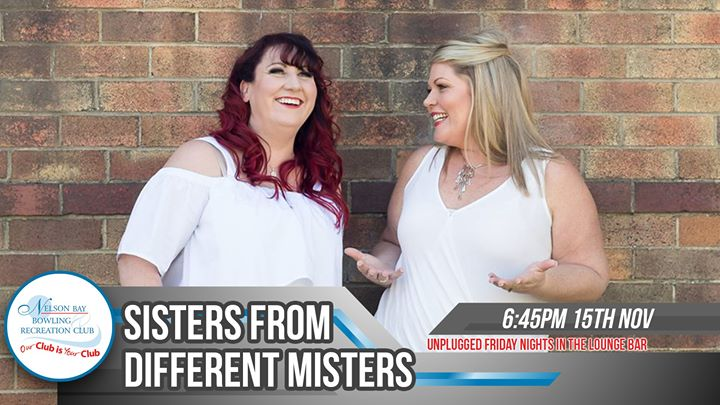 Sisters From Different Misters
