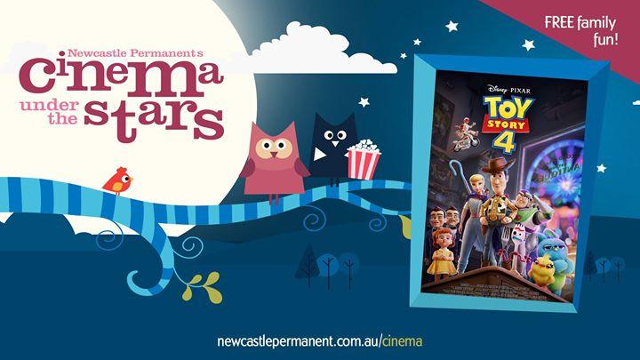 Cinema Under the Stars – Newcastle