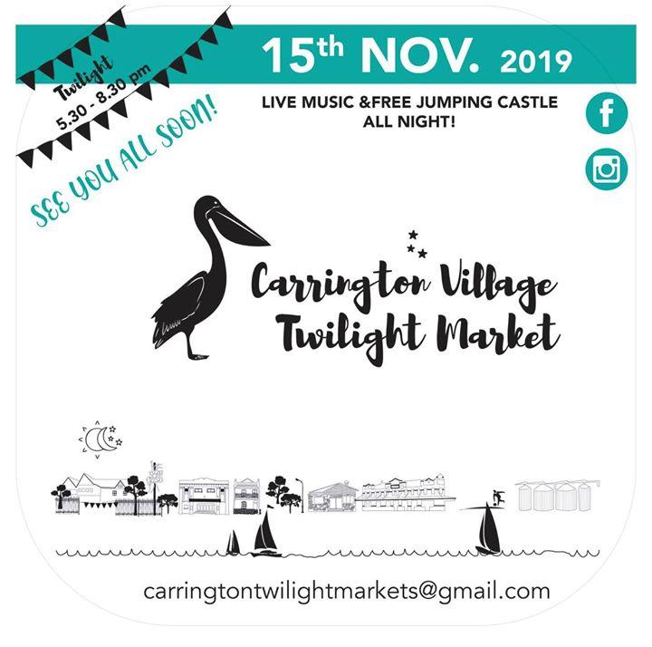 Carrington Village Twilight Markets