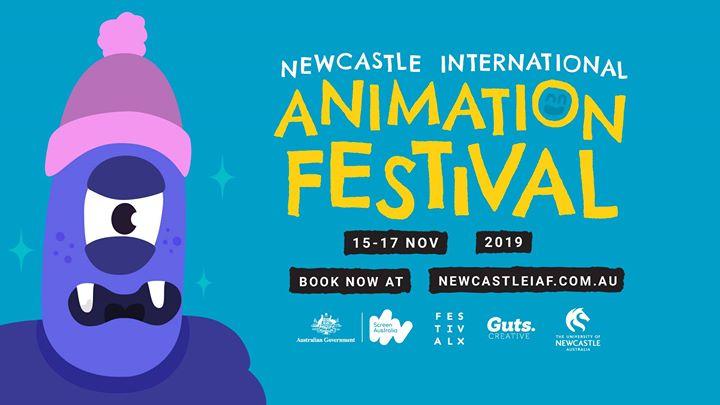 Newcastle International Animation Festival 2019