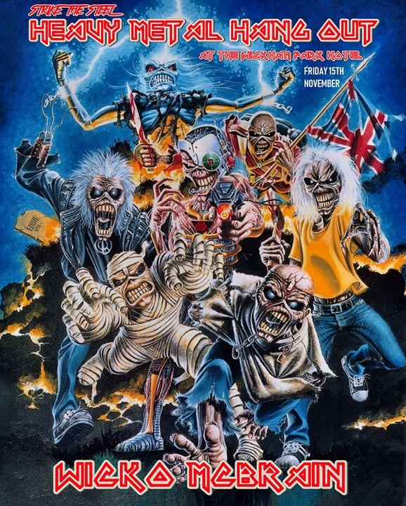 Heavy Metal Hang Out II – Wicko McBrain