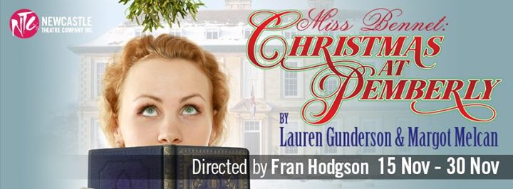 Kids Club Preview: Miss Bennet Christmas at Pemberly