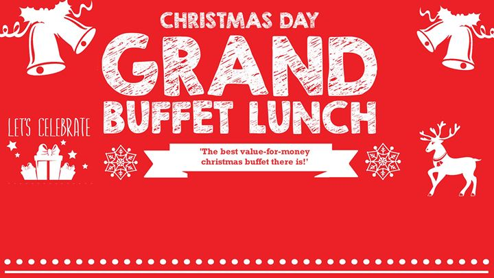 Christmas Day Grand Buffet Lunch
