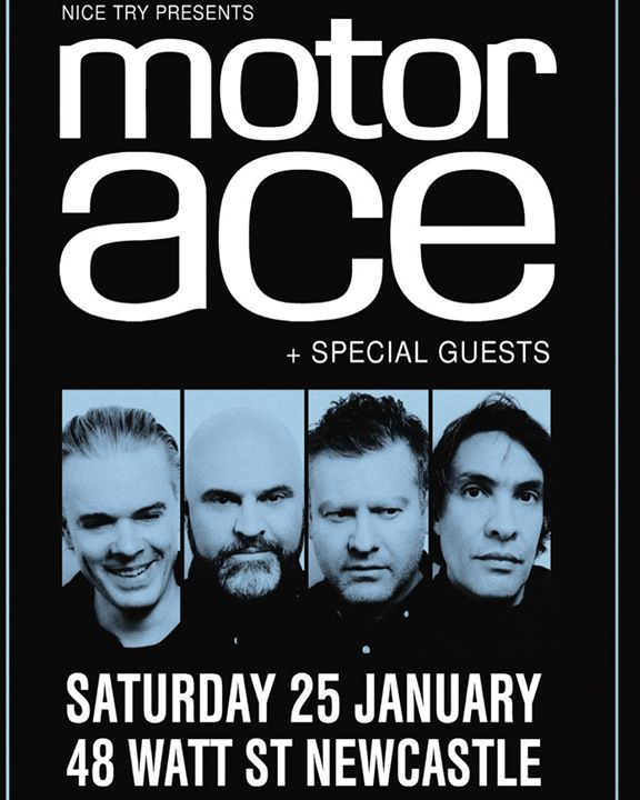 Motor Ace at 48 Watt St Newcastle