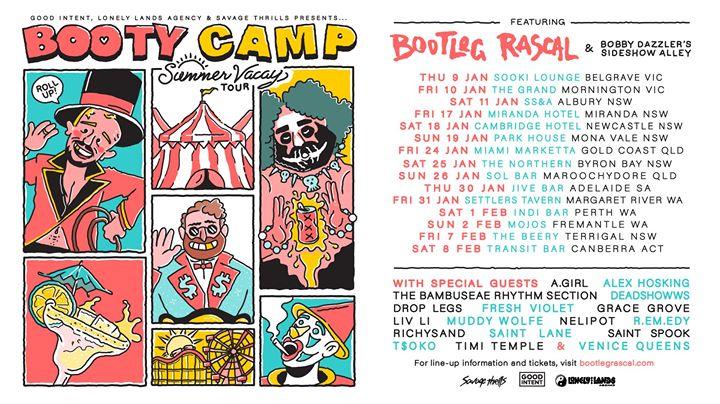 Bootleg Rascal – Newcastle