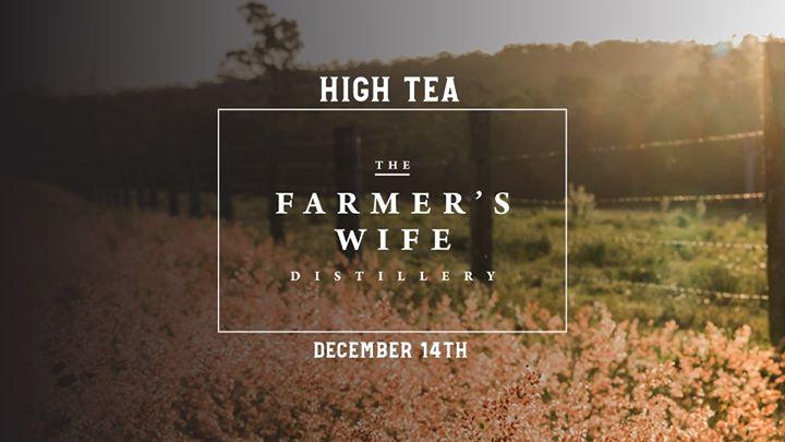 Babylon ~ Gin High Tea ~ Ft. The Farmers Wife Distillery