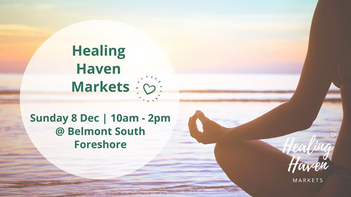 Healing Haven Markets at Belmonth Sth Foreshore