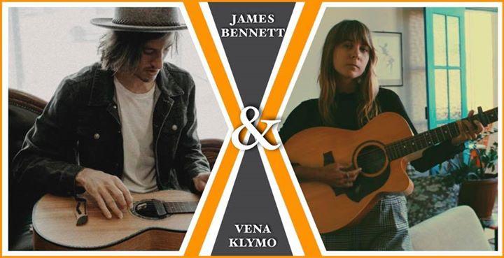 James Bennett & Vena Klymo / Lizotte's / Newcastle / NSW