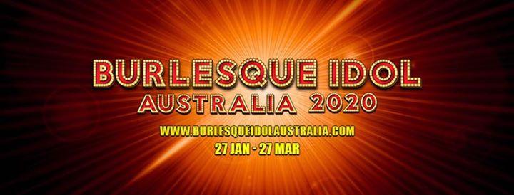 Newcastle ~ Burlesque Idol 2020