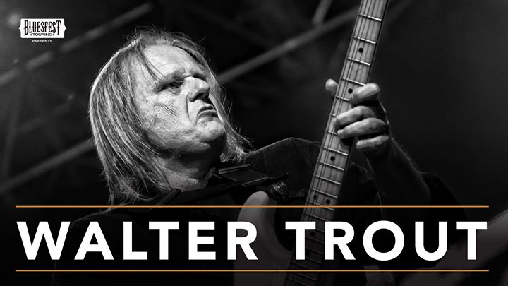 Walter Trout | Newcastle