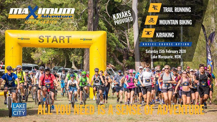 Adventure Race Lake Macquarie NSW 2020