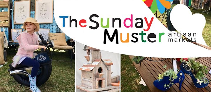 The Sunday Muster Christmas Market