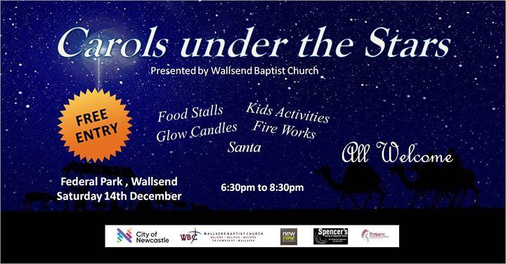 Carols under the stars