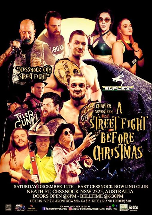 Chapter 17: A Street Fight Before Christmas