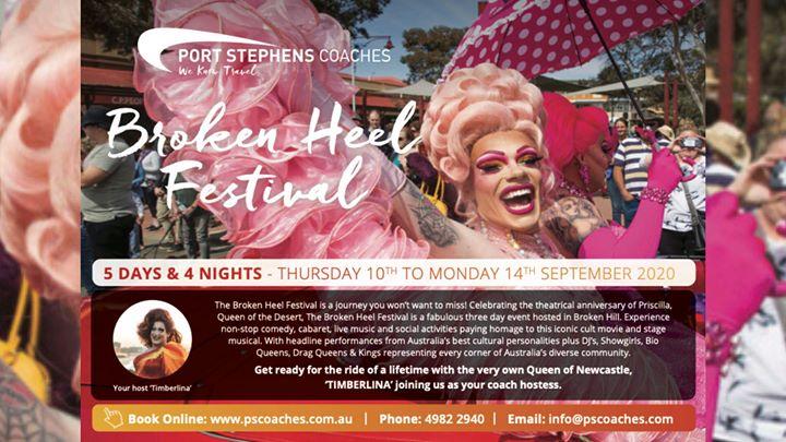 Broken Heel Tour – Broken Heel Festival