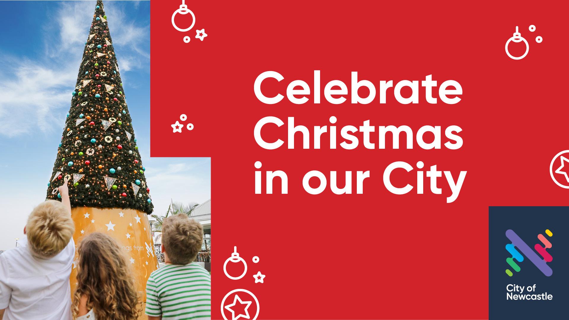 CELEBRATE CHRISTMAS IN OUR CITY: Brainwaves & the Novatones