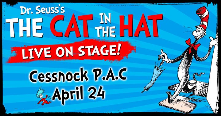 Dr Seuss's The Cat in the Hat – Live on Stage! Cessnock