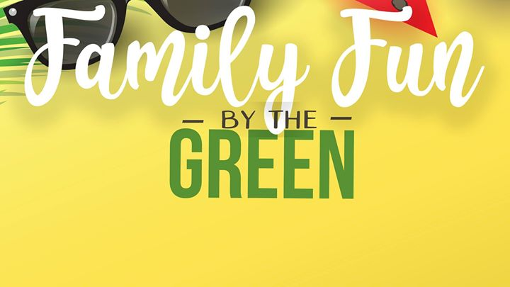 Family Fun by the Green