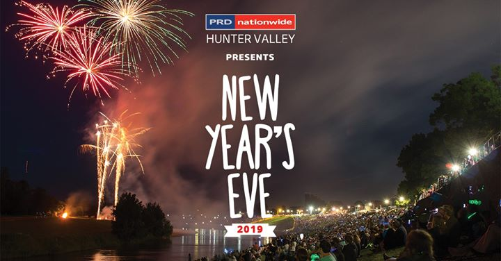 PRD Nationwide Hunter Valley Presents New Year's Eve