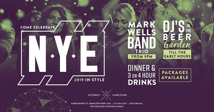 NYE 2019 Official Party!