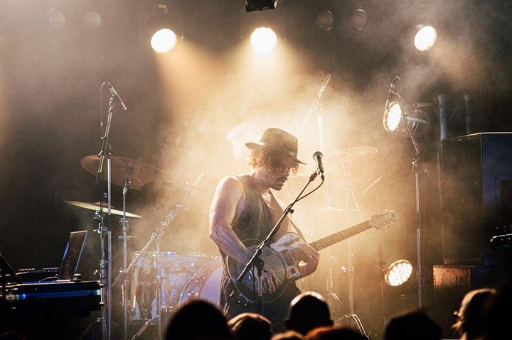 Ash Grunwald + Blues Bombers at The Cambridge