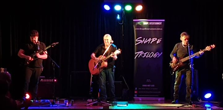 Snape Trilogy at Wests Nelson Bay