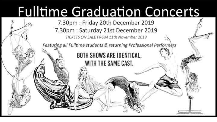 Lee Academy Fulltime GRAD shows 2019