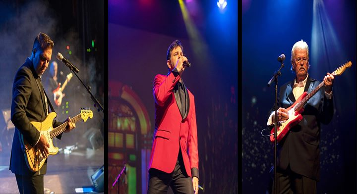 The Best of Cliff Richard & The Shadows Tribute Concert