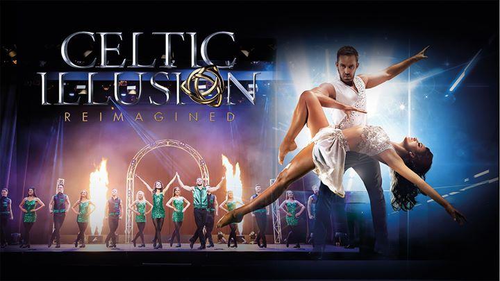 Celtic Illusion Reimagined
