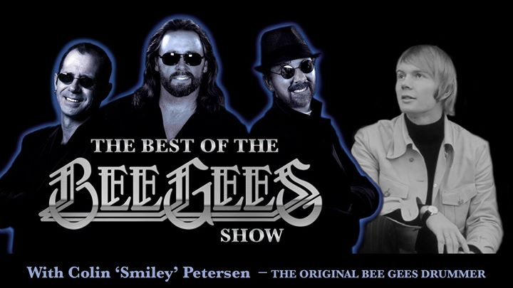 BEST of the BEE GEES with Colin Petersen Newcastle 24th Jan 2020
