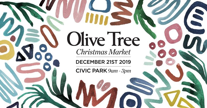 The Olive Tree Market Christmas Market